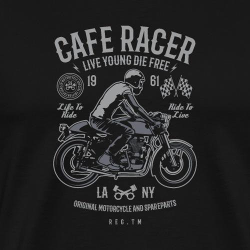 Cafe Racer - T-shirt Premium Homme