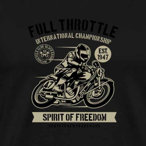 Plein gaz - T-shirt Premium Homme