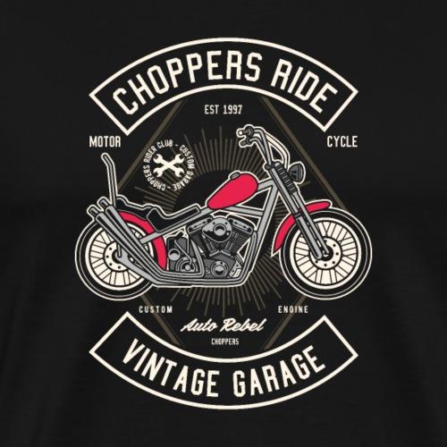 Chopper - Männer Premium T-Shirt