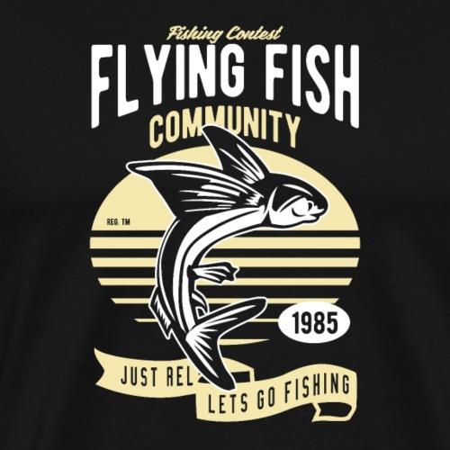 lets go fishing - Männer Premium T-Shirt