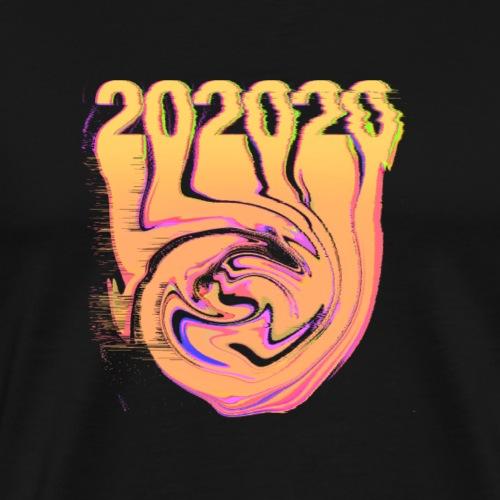 Forest 20 Melt - Men's Premium T-Shirt