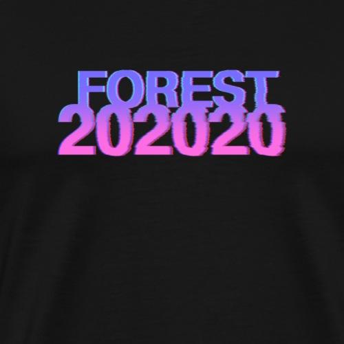 Forest 20 Fade - Men's Premium T-Shirt