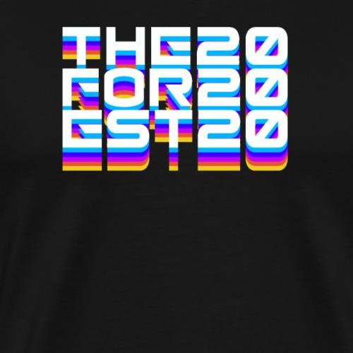 Forest 20 Space - Men's Premium T-Shirt