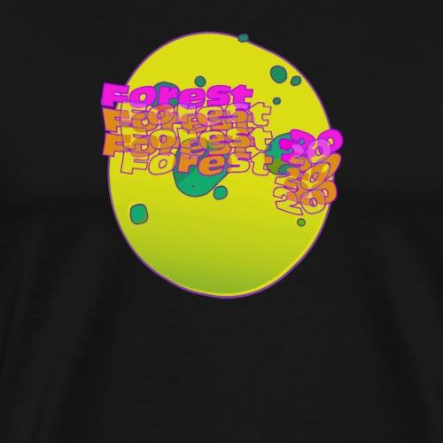 Forest 20 Planet - Men's Premium T-Shirt