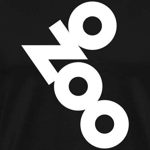 NO ZOO - Männer Premium T-Shirt