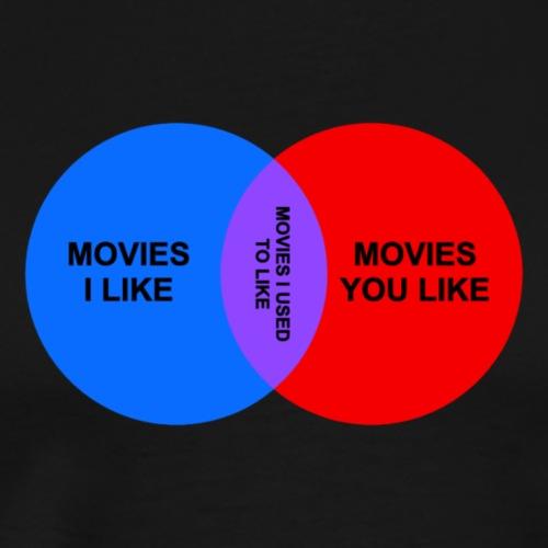 movies i like - Men's Premium T-Shirt
