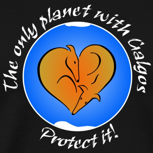 Galgo Planet - Männer Premium T-Shirt
