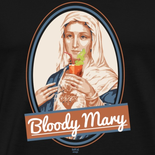 bloody mary - T-shirt Premium Homme