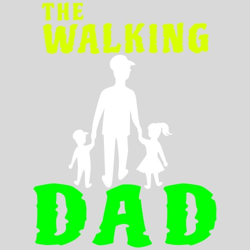 The Walking Dad 1 - Männer Premium T-Shirt