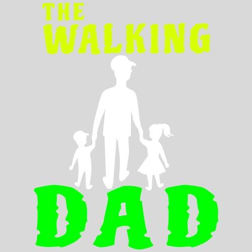 The Walking Dad 1 - Männer Premium T-Shirt
