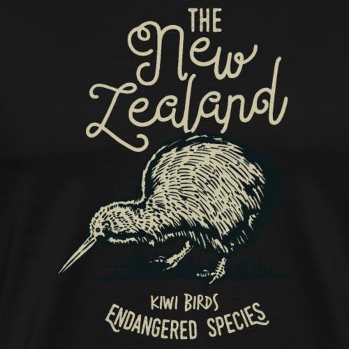 Kiwi - T-shirt Premium Homme