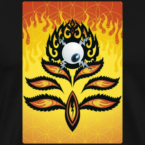 Crack in the Cosmic Egg - Premium-T-shirt herr