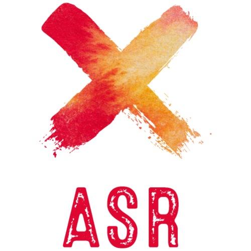 ASR Logo - Männer Premium T-Shirt