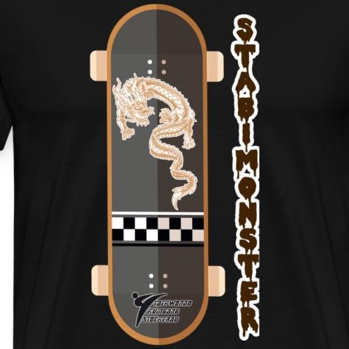 Stabimonster - Männer Premium T-Shirt