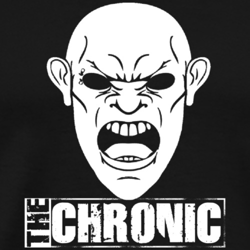 The Chronic - Maglietta Premium da uomo