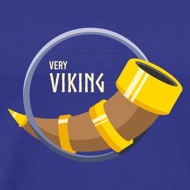 Very Viking Horn