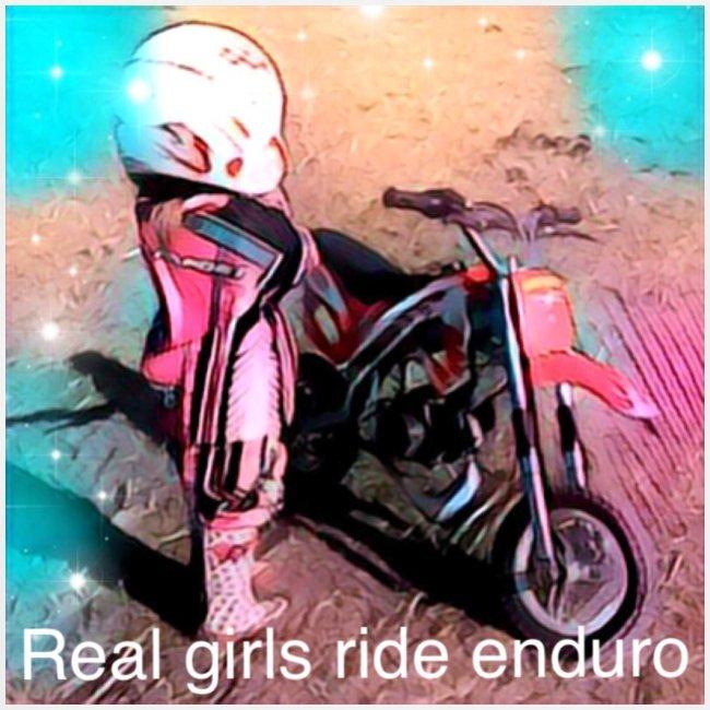 Real girls ride enduro