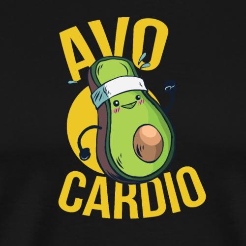 Avo Cardio - sportliches Früchtchen