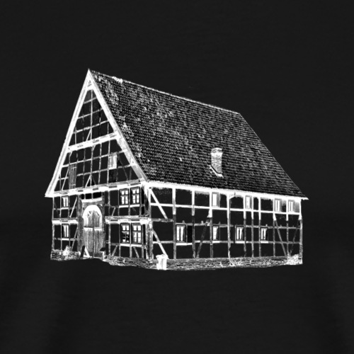 Fachwerhaus - Männer Premium T-Shirt