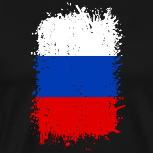 Russland - Männer Premium T-Shirt