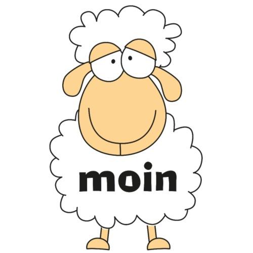 Schaaf Moin - Männer Premium T-Shirt