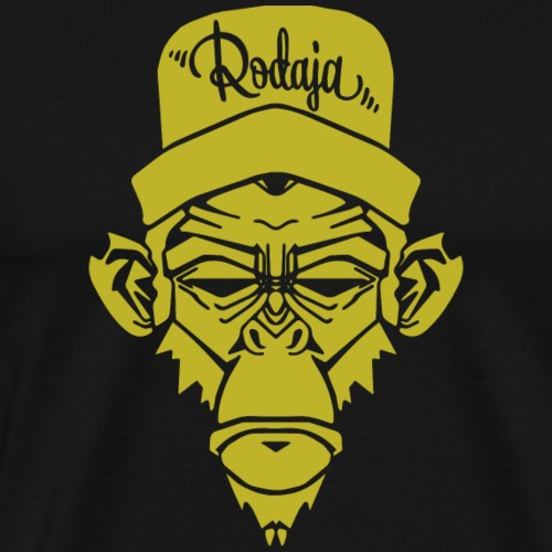 Rodaja Monkey - Camiseta premium hombre