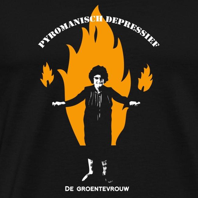 Pyromanisch Depressief (v)
