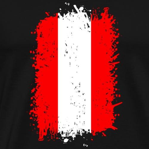 Oesterreich - Männer Premium T-Shirt