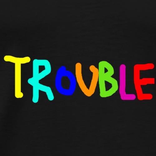 design2 - Herre premium T-shirt