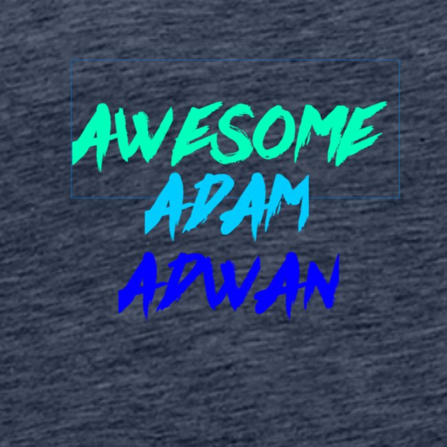 the awesome adam merch