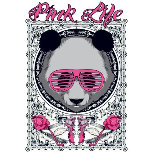 Pink Life - Camiseta premium hombre