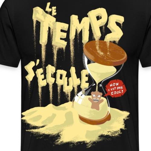 Le Temps C'Est Cool - T-shirt Premium Homme
