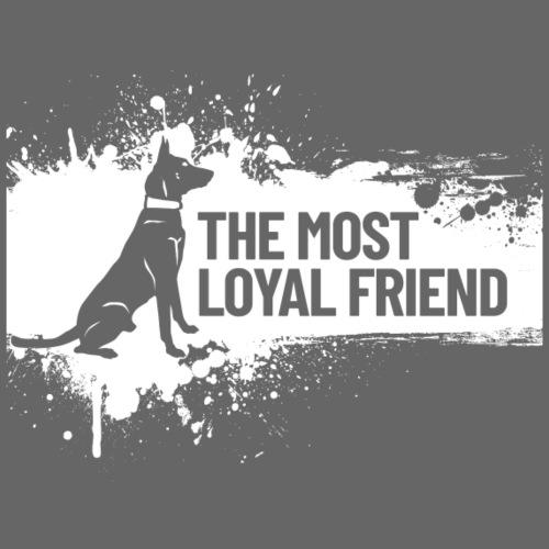 The most loyal friend - Men's Premium T-Shirt