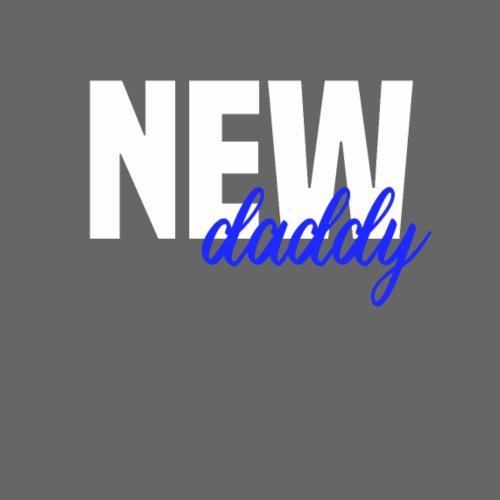 NEW Daddy - Papa geworden - Endlich Papi - Männer Premium T-Shirt