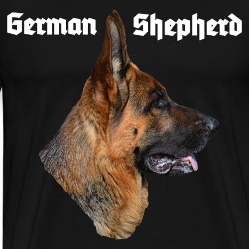 Schäferhund,Hundesport,Deutscher Schäferhunde,Hund - Männer Premium T-Shirt