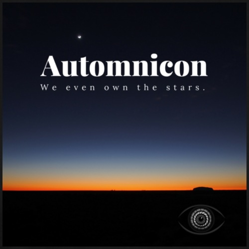 Automnicon. We even own the stars. - Men's Premium T-Shirt
