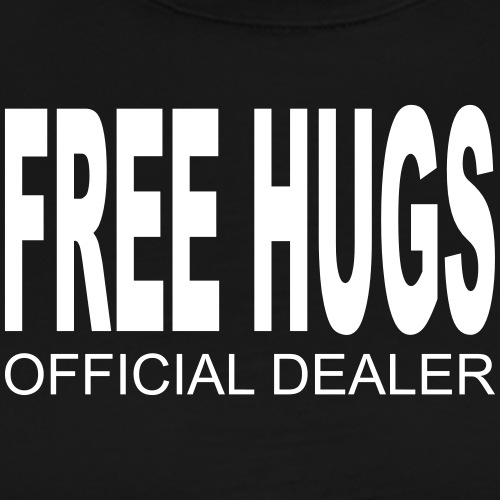 Free hugs - Official Dealer - T-shirt Premium Homme