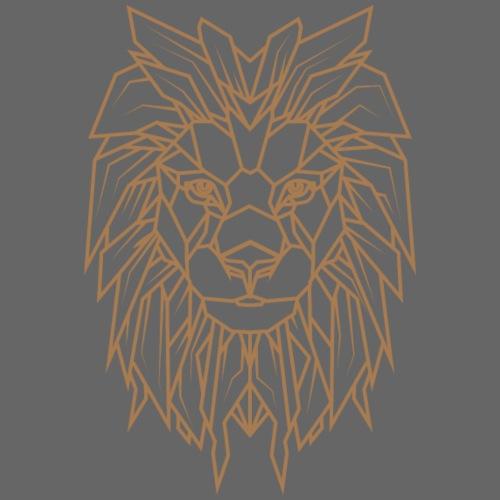 Löwe | Tier Katze Raubkatze Wildtier - Männer Premium T-Shirt