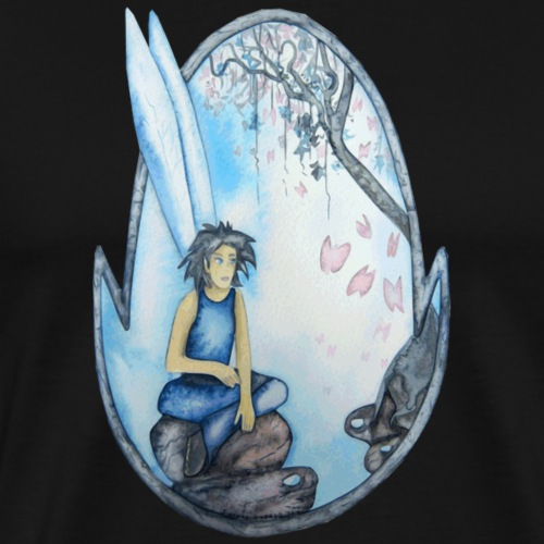 Elfe Motiv 7 - Männer Premium T-Shirt
