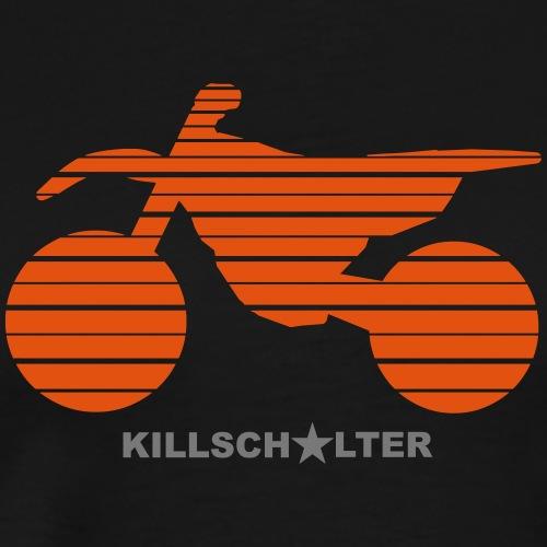 MX Bike - Men's Premium T-Shirt