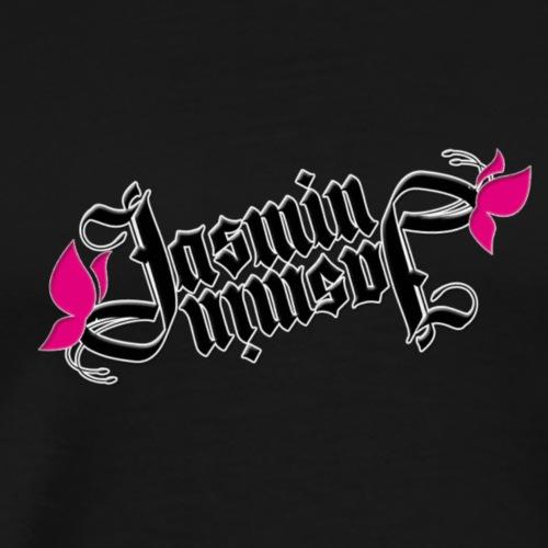 jasmin schmetterling - Männer Premium T-Shirt