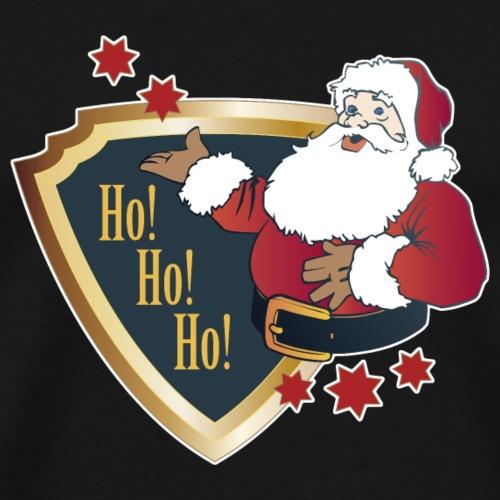 Weihnachtsmann Santa Christmas Nikolaus xmas - Men's Premium T-Shirt