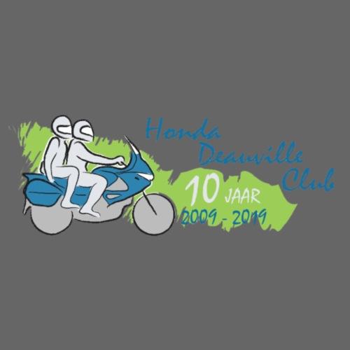 HDC jubileum logo - Mannen Premium T-shirt