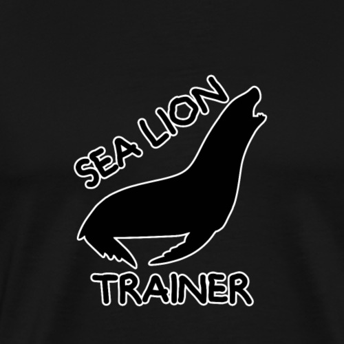 SEALION TRAINER - T-shirt Premium Homme