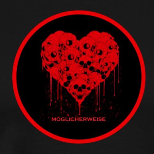 MÖGLICHERWEISE - Männer Premium T-Shirt