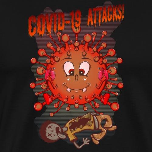 CoVid 19 Attacks!
