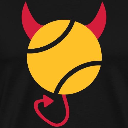 Tennis Devil - T-shirt Premium Homme