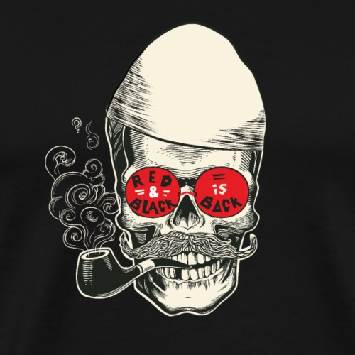 Red & Black is back! - Männer Premium T-Shirt