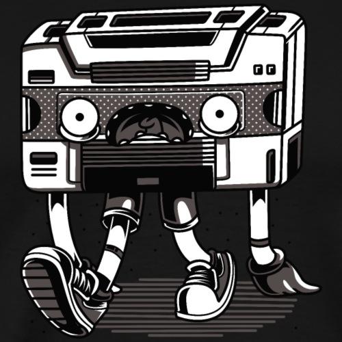 Cassette Ta Gueule - T-shirt Premium Homme