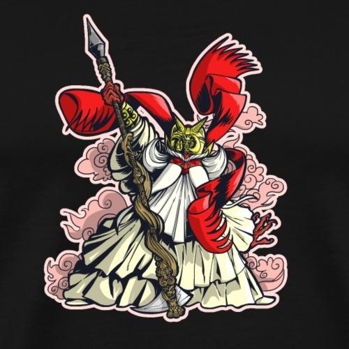 Dieu de la guerre chinois - T-shirt Premium Homme